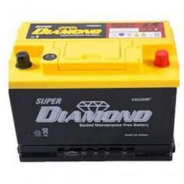 Diamond 100Ah Battery