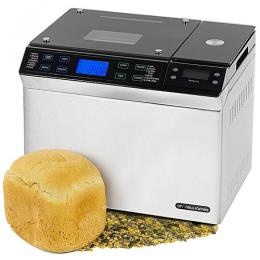 Andrew James Stainless Steel Digital Bread Maker
