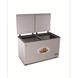 Double Door Chest Freezer-TMS-550C