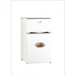 Double Door Fridge-TMS-160L