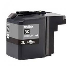 BROTHER Ink LC569XLBK for InkJet Printing 2400 Page Yield - Black (Single Colour Pack)