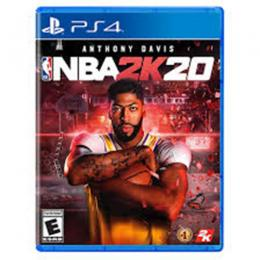 NBA 2K20 - PlayStation 4 (DW)