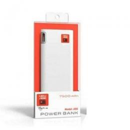 New Age PowerBank J205 7500mAh (DW)