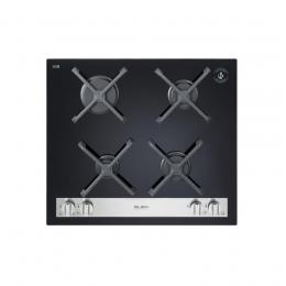 Elba E65-4CG 4 Burner Gas on ceramic hob