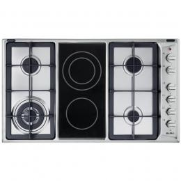 Elba E95-426 XN 4 Burner Gas + 2 Electric Hob - deluxe.com.ng