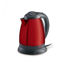 Eurosonic Cordless Electric Kettle 2.2 Litres- Red