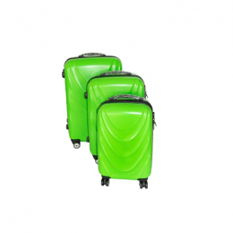 Eleganza Honeymoon travel suitcase PC (set of 3) 2e58604ebac6b