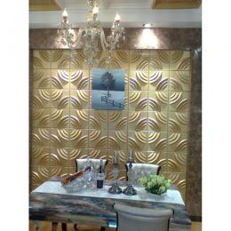 EMBOSSED HOME WALL DECOR 3D WALL BACKGROUND