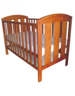 VITA ROBUST WOODEN BABY-COT 4X2FT - deluxe.com.ng