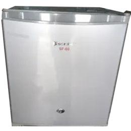Sonik Fridge Model Silver, White & Grey - Sf-60