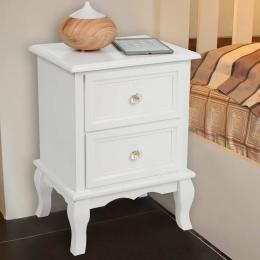 MANOR BEDSIDE CABINET - deluxe.com.ng
