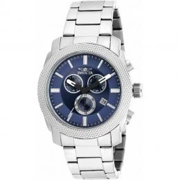 INVICTA 17742 MEN'S SPECIALTY QUARTZ CHRONOGRAPH BLUE DIAL WATCH