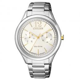 CITIZEN FD4024-87A WOMEN'S ECO-DRIVE MULTIFUNCTION WATCH