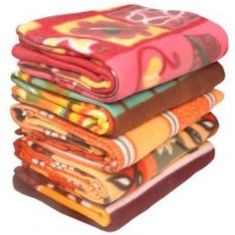 Gorgeous Floral Blanket - Set of 5