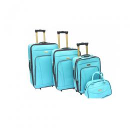 four set trolley luggage