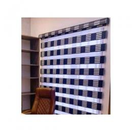 ZEBRA DAY AND NIGHT WINDOW BLINDS 054 ...mini (W3ft x L4ft) large (W7ft x L5ft) medium (W5ft x L5ft)