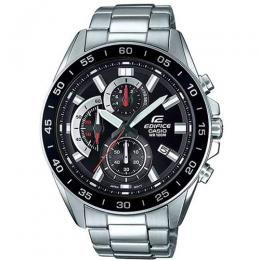 CASIO GENT'S EFV-550D-1AVUDF CHRONOGRAPH STAINLESS STEEL WATCH