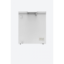 SYINIX SINGLE DOOR CHEST FREEZER|FZ190|145L|R600A|SILVER|WHITE|LED