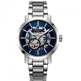 ROTARY GB05350/05 MEN'S GREENWICH AUTOMATIC SKELETON WATCH