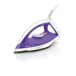 PHILIPS DRY IRON HV-NS (PURPLE)-3 PIN|GC122/36