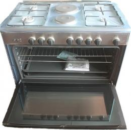 Glem Gas Cooker with Oven KT9621GI