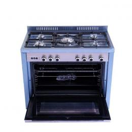 Glem Gas Cooker, 5 Gas Burner - KT966GI