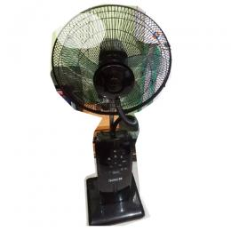 SCANFROST SFMF16RC 16 INCH STAND FAN