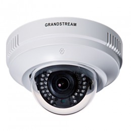 Grandstream GXV3611IR_HD Day/Night Fixed Dome HD IP Camera