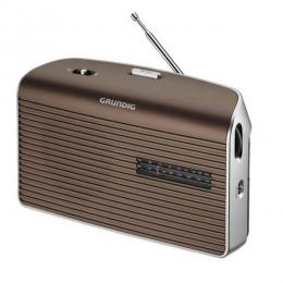 Grundig Music 60 LW Radio – Brown