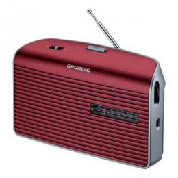 Grundig Music 60 LW Radio Red