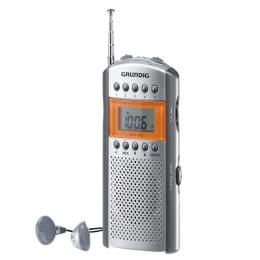 Grundig Portable Radio MINI 62 COMO/SILVER