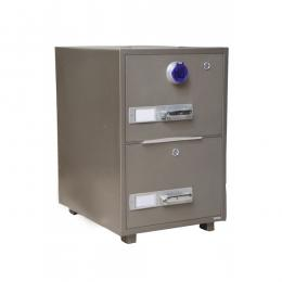 Gubabi 2-drawer fireproof cabinet(Digital Lock)