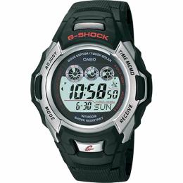 CASIO GW500A-1V Men's G-Shock Atomic Solar Watch with Resin Band
