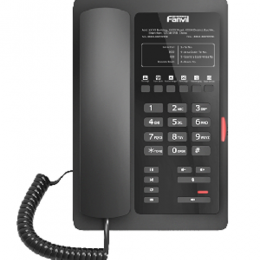 0 Fanvil H3 Hotel Room IP Phone - deluxe.com.ng