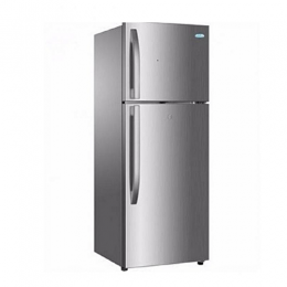 Haier Thermocool Double Door Refrigerator HRF-350 LUX - Silver
