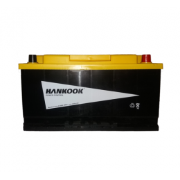 HANKOOK CAR BATTERY 12V 100AH - deluxe.com.ng