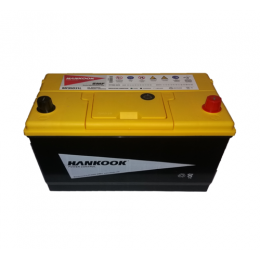 HANKOOK CAR BATTERY 12V 88AH. - deluxe.com.ng