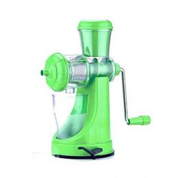 Happy Home Vegetable & Fruit Juicer - Green