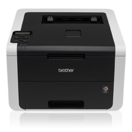 BROTHER HL3170CDW Digital Color Printer with Wireless Networking and Duplex