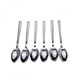 Home Choice Ace Stainless Spoon-Set of 6