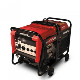 Honda 9KVA Generator - EM10000 with Wheel