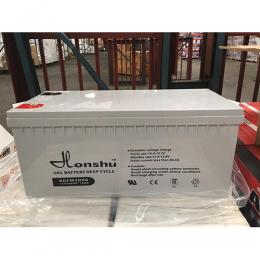 Honshu 200ah Solar Panel Inverter Battery