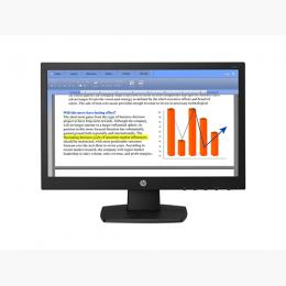 HP V194 18.5″ LED Monitor|1366×768| 5ms|5YR89AS (DW)