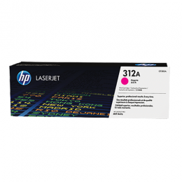 HP 312A Magenta Original LaserJet Toner Cartridge(CF383A)