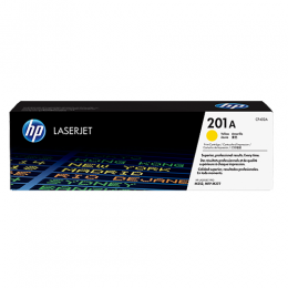 HP 201A Yellow Original LaserJet Toner Cartridge(CF402A)