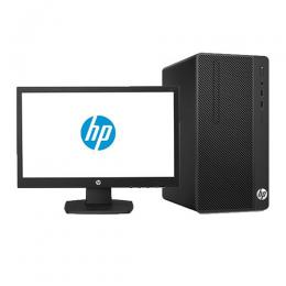HP 290 G1 Desktop Pro Micro Tower i3-7100|4gb| 500GB| 20.7 MON