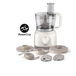 Philip FOOD PROCESSOR|HR7627/01|13A UK PLUG & W(DT)