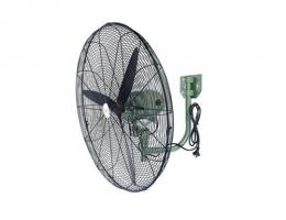 Sonik Industrial Wall Fan 18 Inches SIWF 400 - Black - deluxe.com.ng