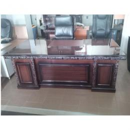Executive Level Table (1.6metre Mahogany)