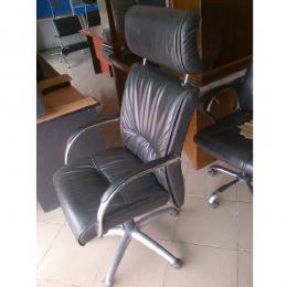 Executive Leather Chair POM Model